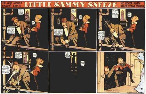 Sammy nyser