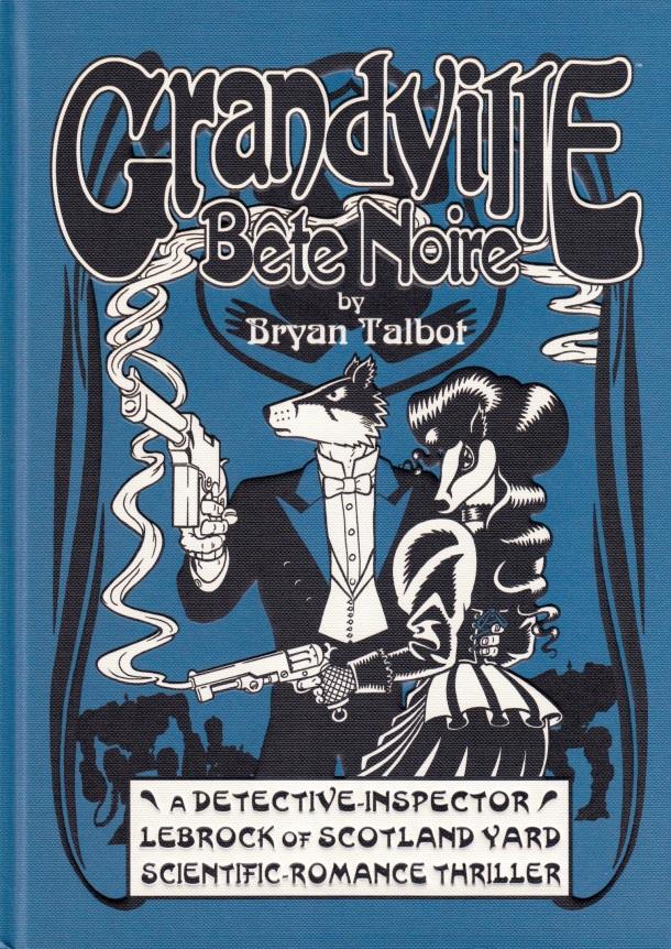 Grandville Bête Noire cover2