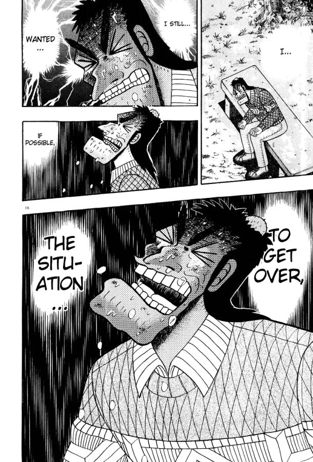 Legend of the Strongest Man Kurosawa v03 p150