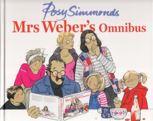 Mrs Weber's Omnibus cover