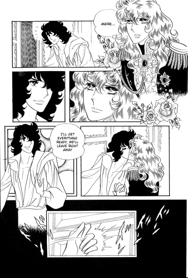 The Rose of Versailles - André
