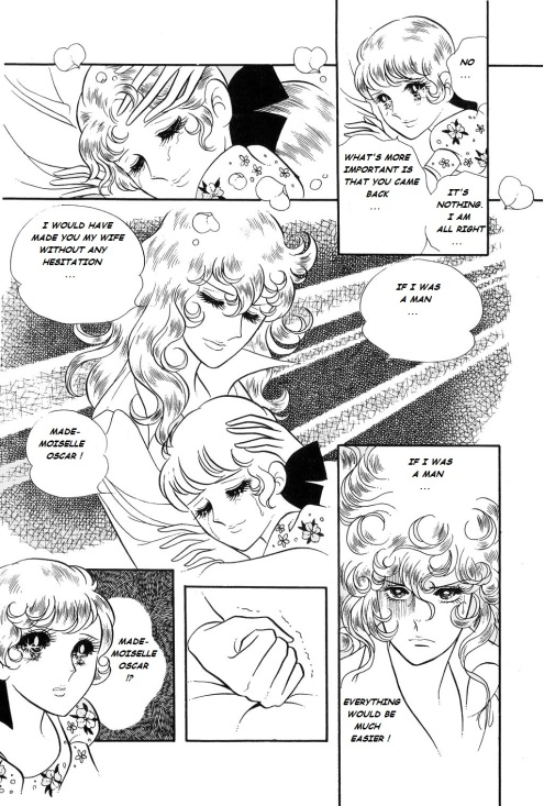 The Rose of Versailles - Rosalie
