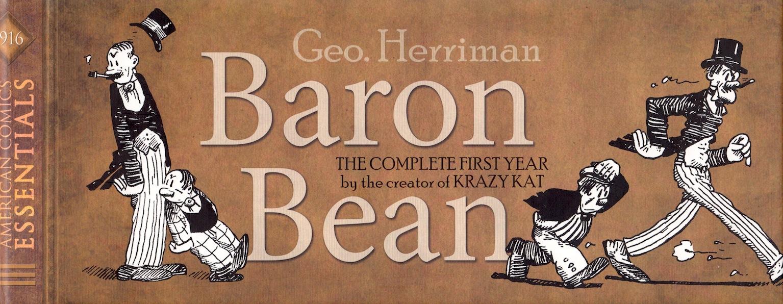 Baron Bean cover