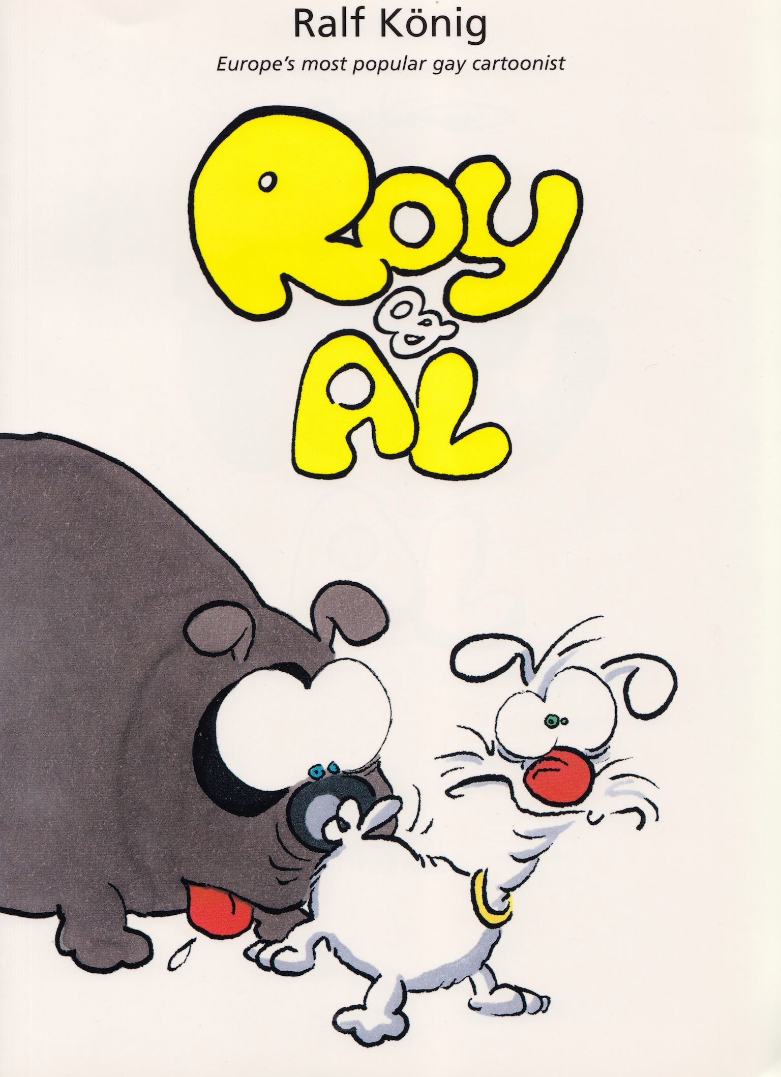 Roy & Al cover