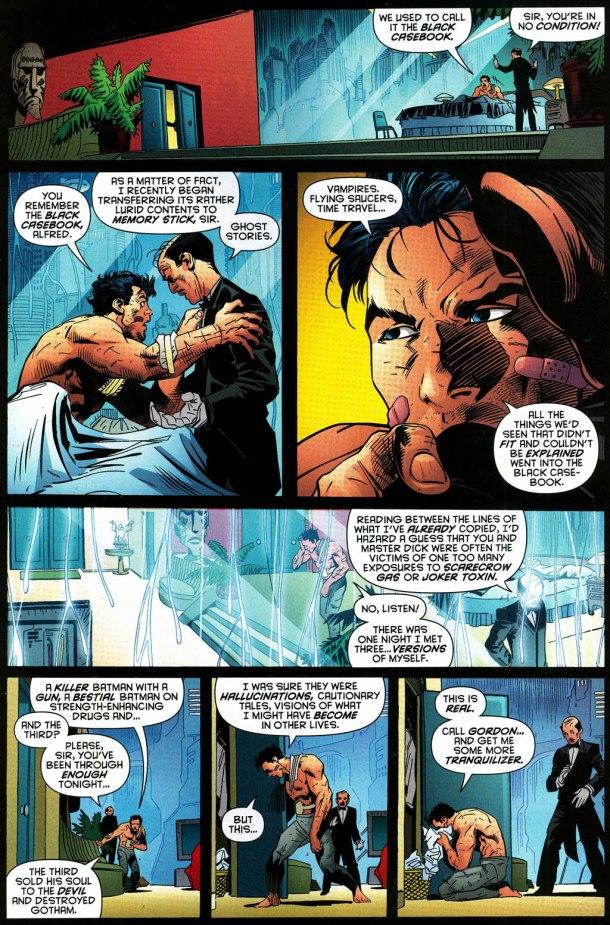 Batman 665 - Förvirring