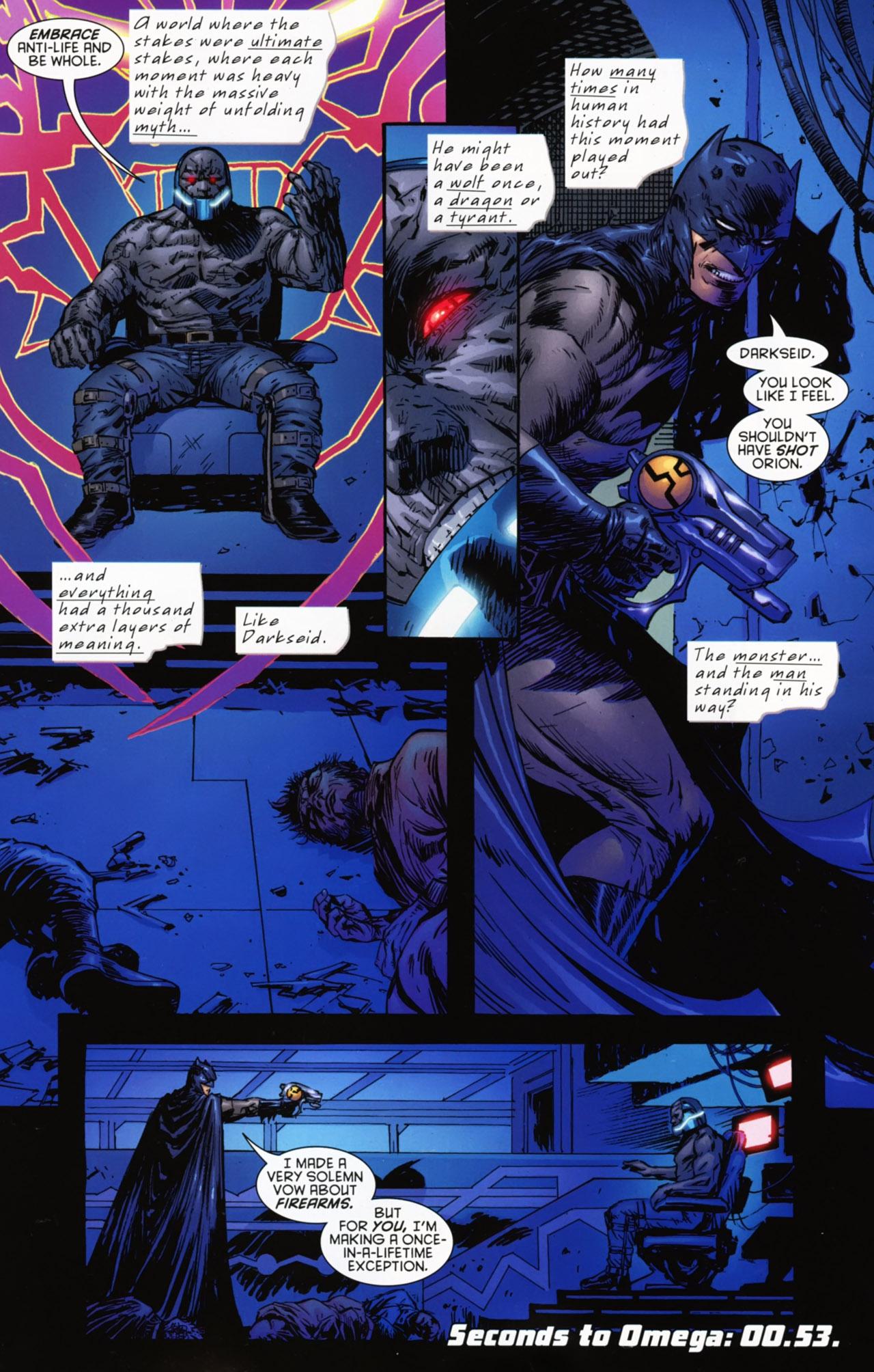 Batman 702 - Kosmiskt