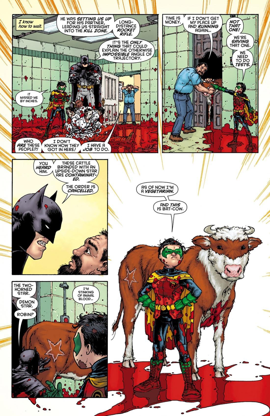 Batman Incorporated - Chris Burnham