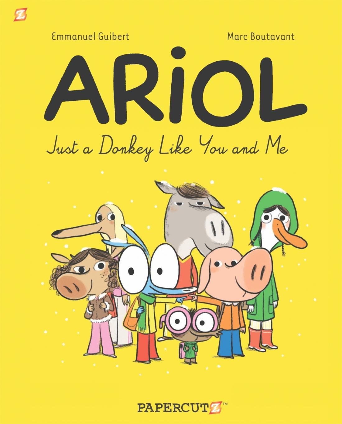 Ariol 1 - cover