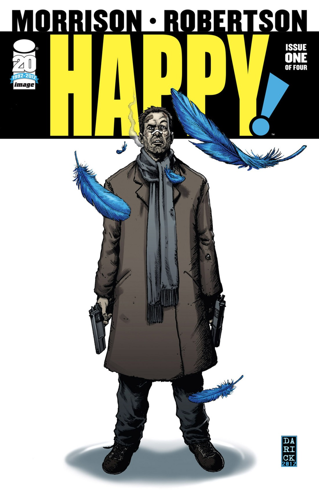 Happy 1 cover
