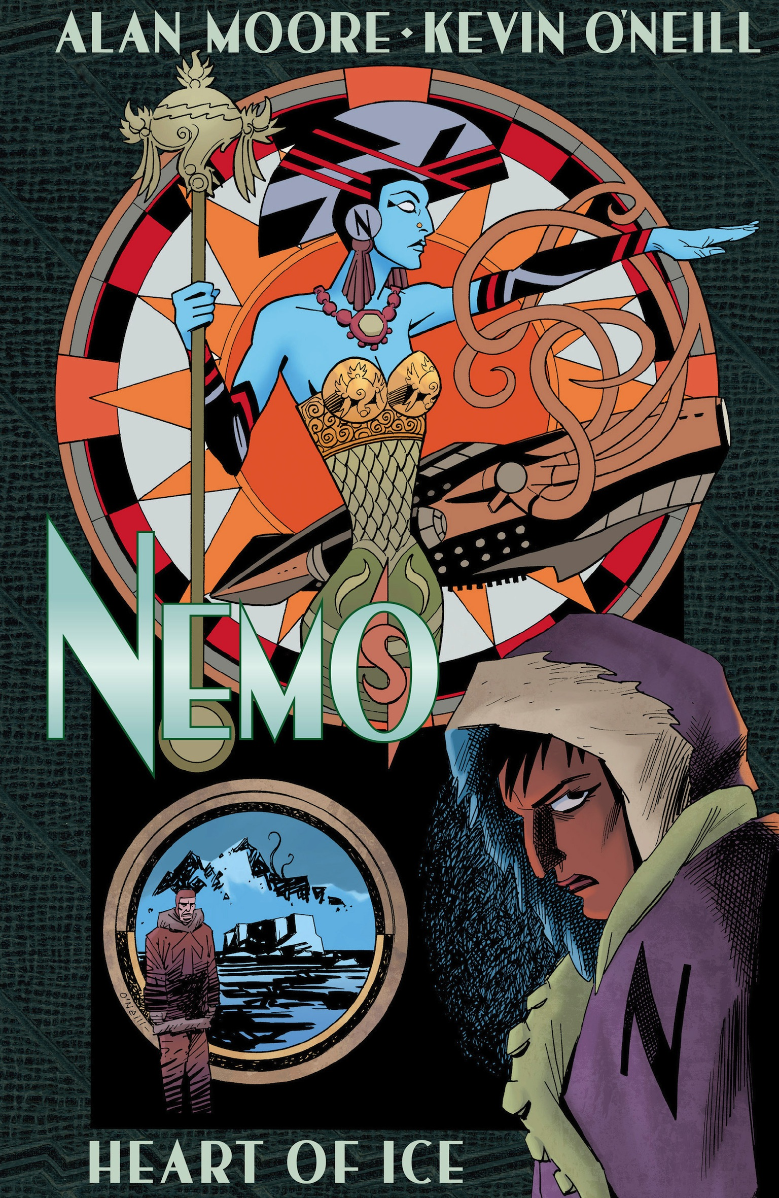Nemo - Heart of Ice cover