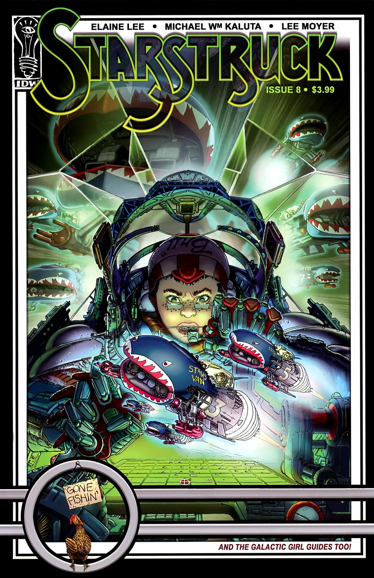 Starstruck 8 - cover