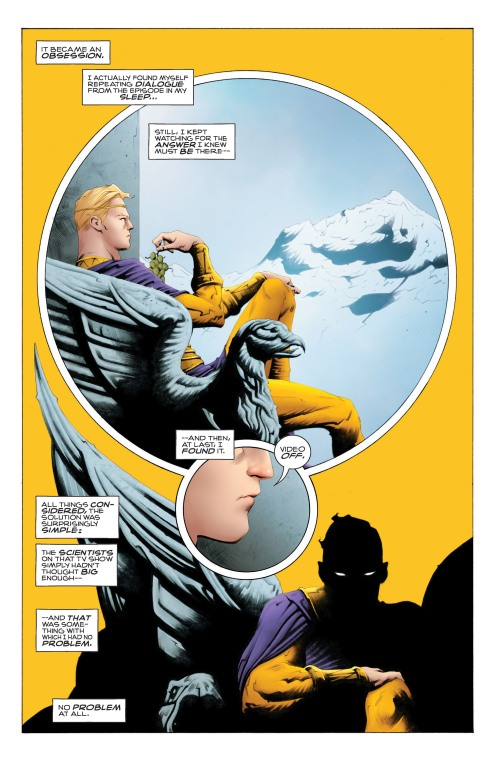 Before Watchmen - Ozymandias