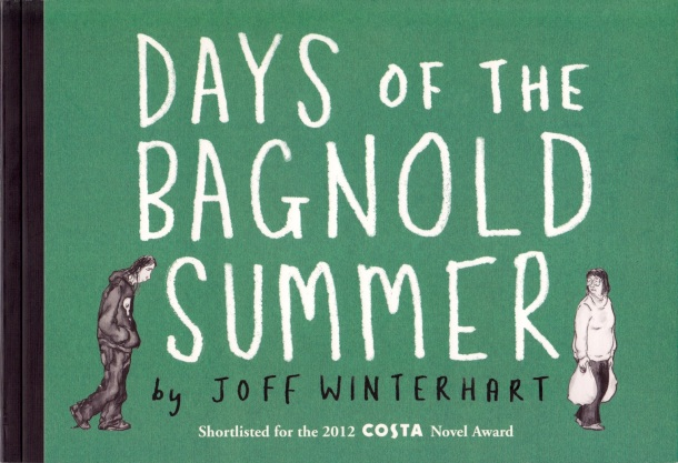 Days of the Bagnold Summer cover