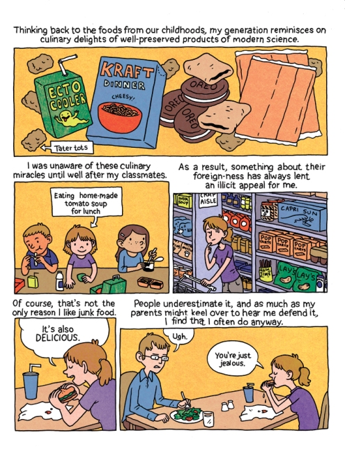Relish - Junk food