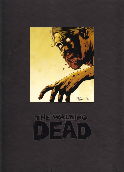 The Walking Dead Omnibus 4 cover