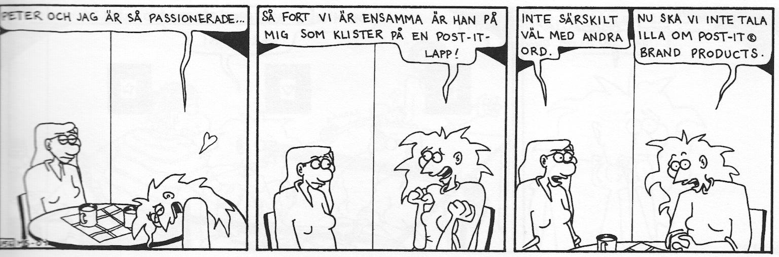 Plåstra - Post-it