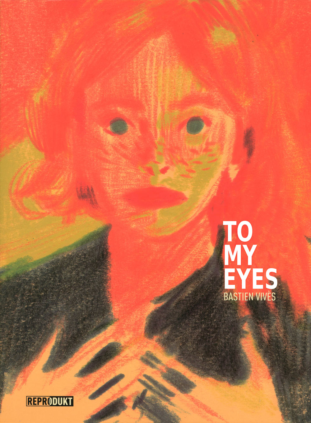 To My Eyes cover