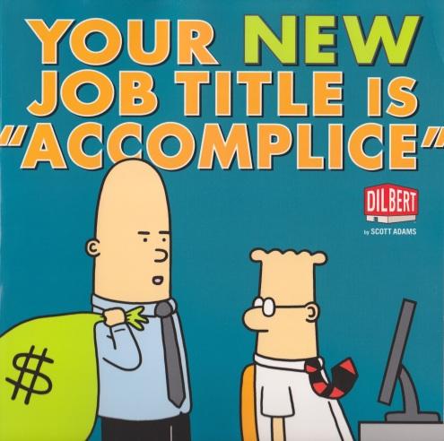 Dilbert 40 cover