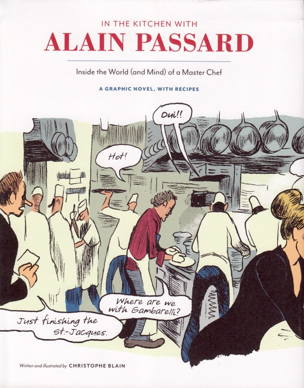 In the Kitchen with Alain Passard cover