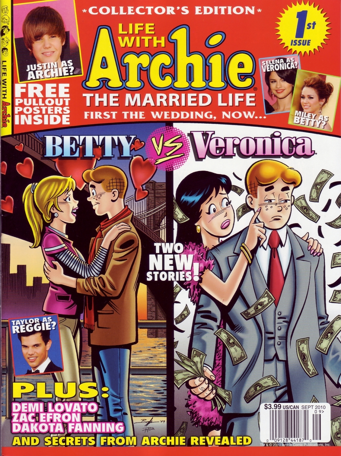 Life with Archi 1 cover