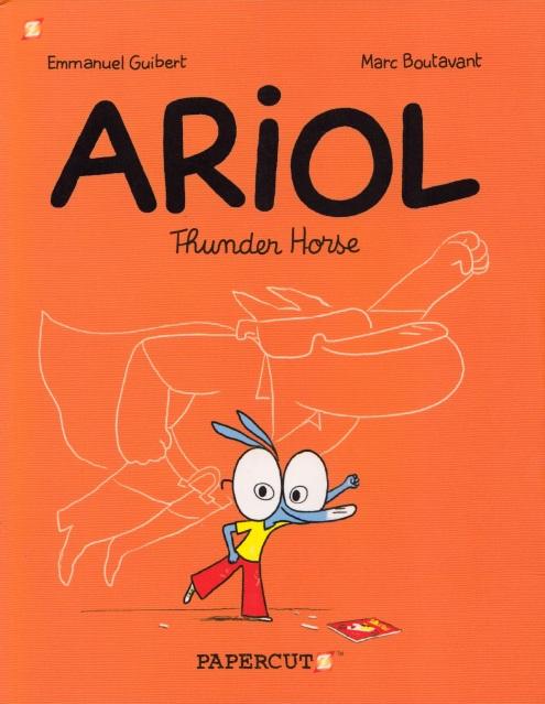 Ariol - Thunder Horse cover