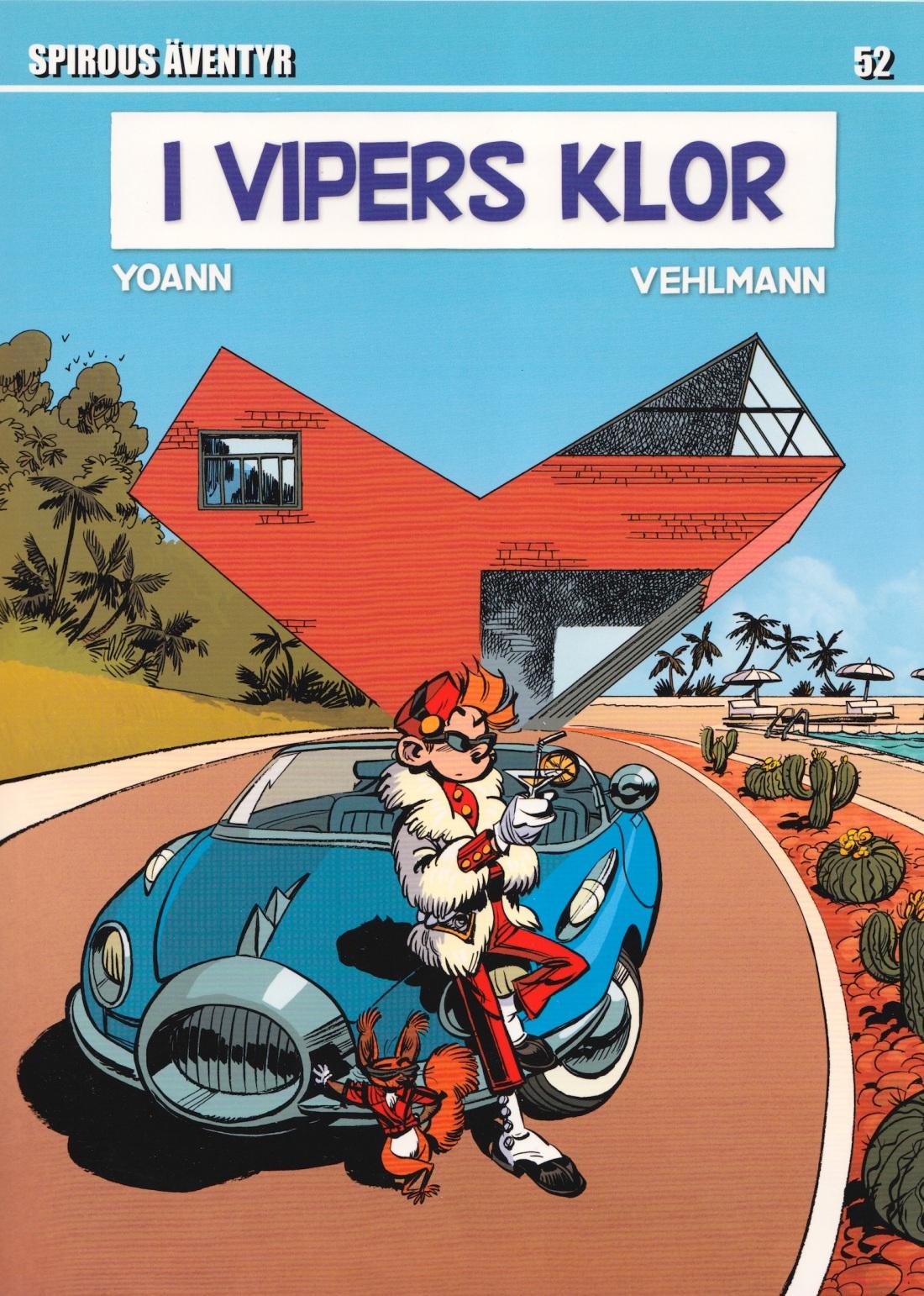I Vipers klor omslag