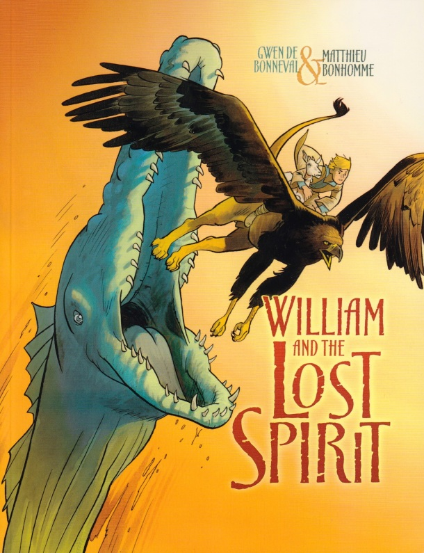 William and the Lost Spirit cover