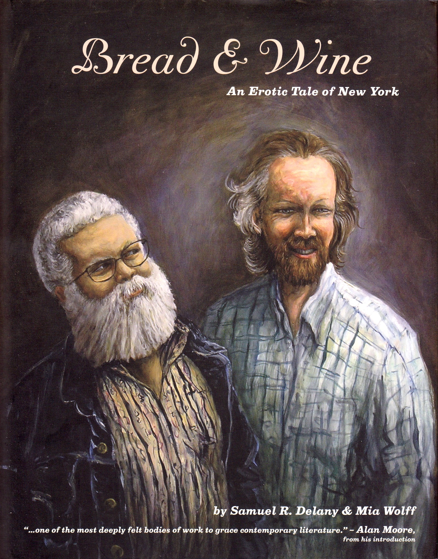 Bread & Wine cover