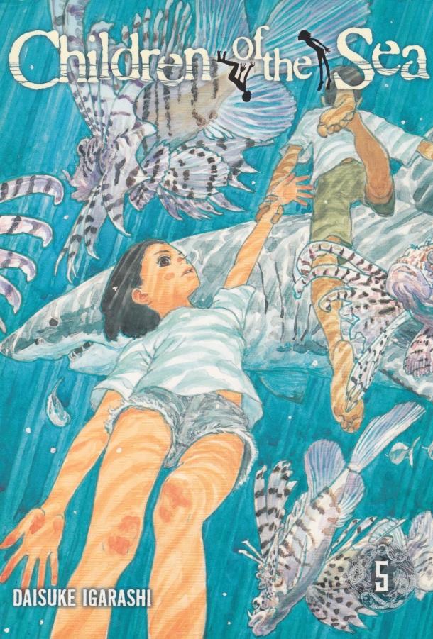 Children of the Sea 5 cover