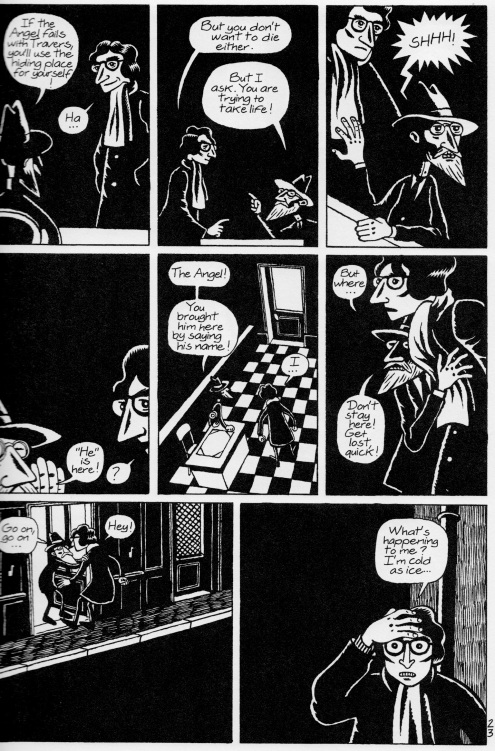 Incidents in the Night - Dödsängeln