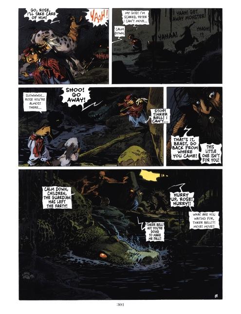 Loisel Peter Pan - The Guardian