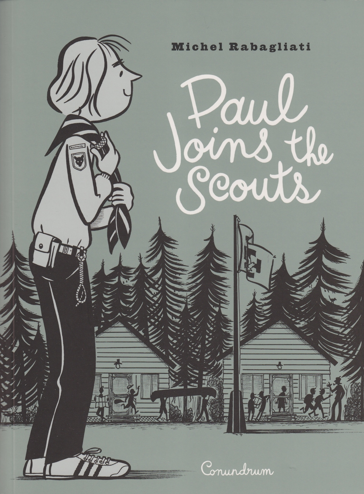 Paul Joins the Scouts cover