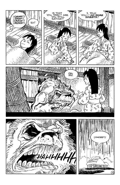 Usagi Yojimbo - Teru Teru Bozu
