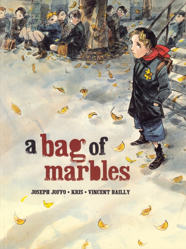 A Bag of Marbles - Cover