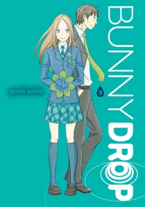 Bunny Drop 9 cover