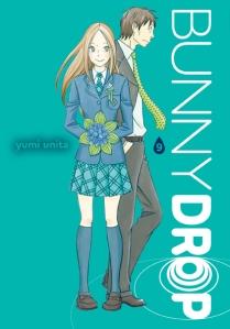 Bunny Drop 9 cover