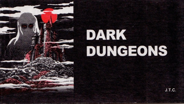 Dark Dungeons cover