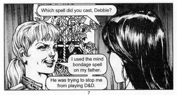 Dark Dungeons - Frestelse