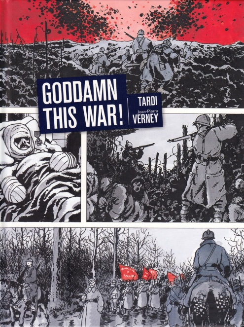 Goddamn This War! cover, fixat