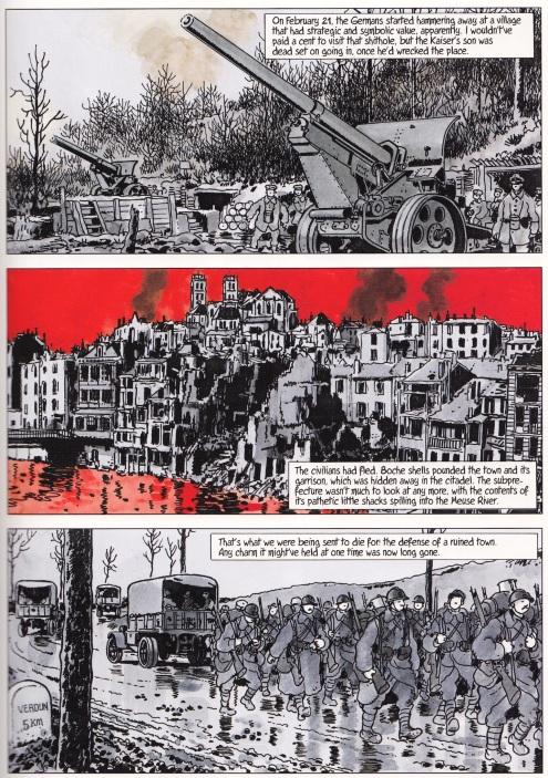 Goddamn This War! - Historia