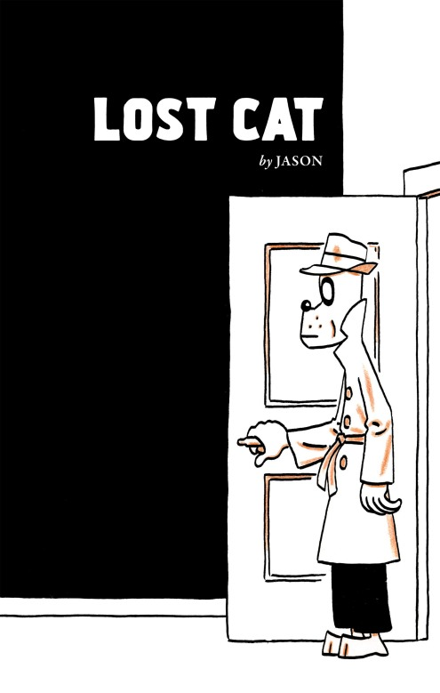 Lost Cat cover