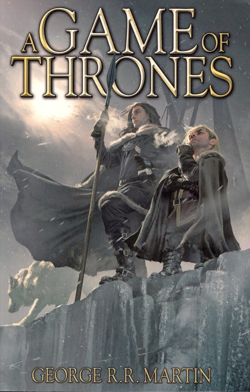A Game om Thrones volym 2 - Omslag