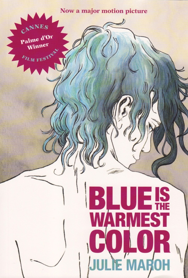 Blue Is the Warmest Color - Cover