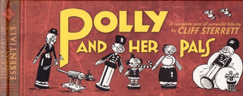 Polly and Her Pals 1933 - Cover