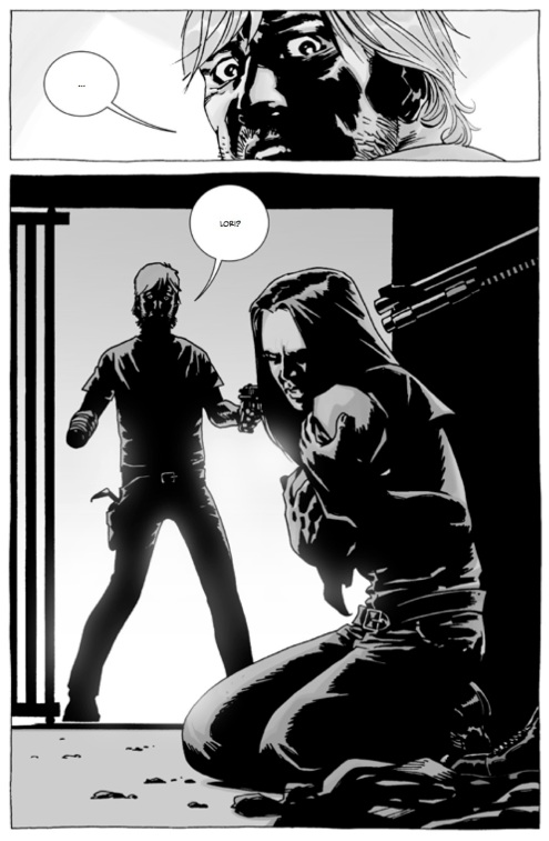 The Walking Dead 8 - Lori