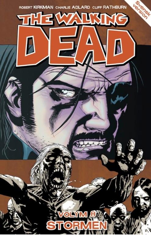 The Walking Dead 8 - Omslag
