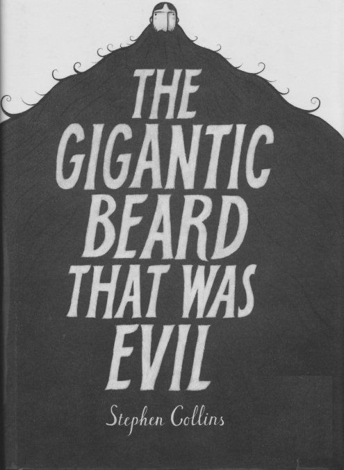 The Gigantic Beard That Was Evil - Cover