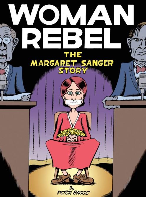 Woman Rebel - Cover