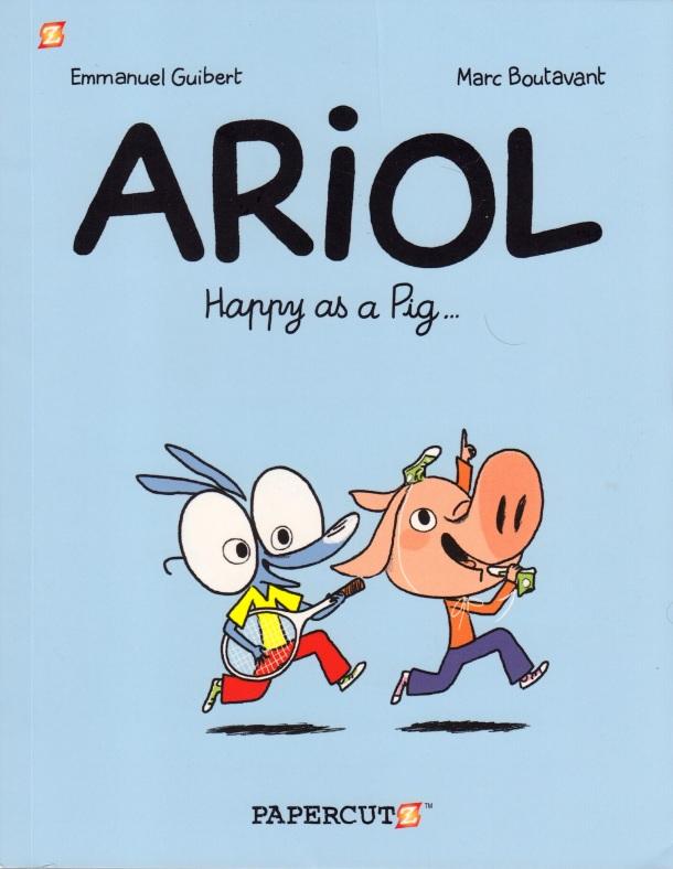 Ariol 3 - Cover