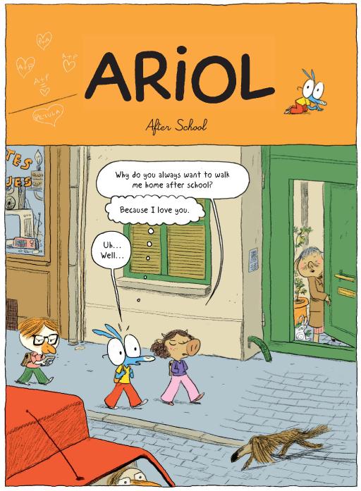 Ariol 3 - Kärlek